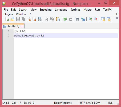 Install Guide — CVXPY 0 2 20 documentation